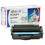 格之格硒鼓NT-C7553C 适用HP P2014/p2015/P2015d/P2015n /M2727nf/ CANON3310/3370